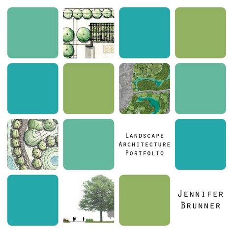 portfolio landscape layout landscape architecture portfolio by jennifer brunner issuu