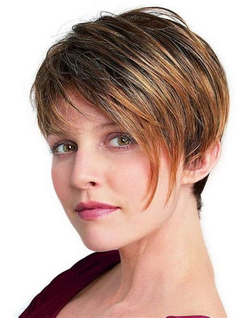 haircuts for thick straight hair short hairstyles for thick straight hair