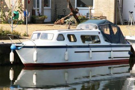 Norman 23 Cabin Cruiser by Norman 23 Boats For Sale At Jones Boatyard