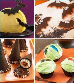 poppies at play halloween party treat ideas