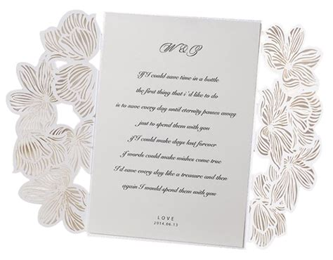 Blank Wedding Invitations by Blank Wedding Invitation Cards Yaseen For