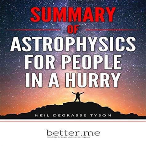 Get Free Audiobooks Summary Of Astrophysics For People