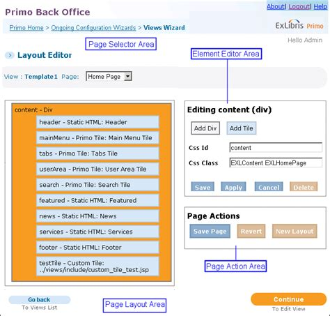 layout editor files custom layout editor ex libris knowledge center