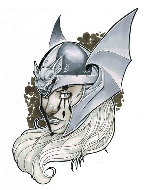 bat valkyrie by matt henegar on deviantart