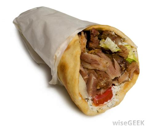 is a a sandwich what is a gyro sandwich with pictures