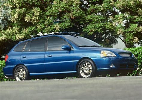 kia cinco 2003 kia cinco 4dr station wagon pictures