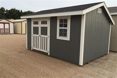 Sheds Wichita Ks by Amish Sheds For Sale In Ks Kansas Outdoor Structures