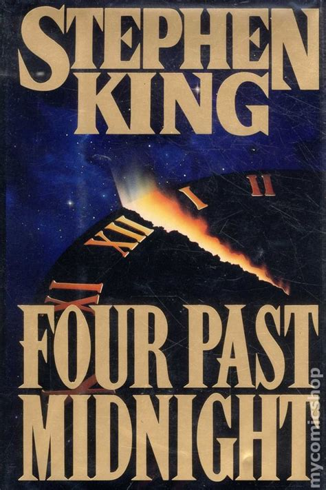 midnight books four past midnight hc 1990 novel by stephen king comic books