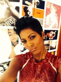 tamron haircut today tamron hall haircut short hair don t care pinterest