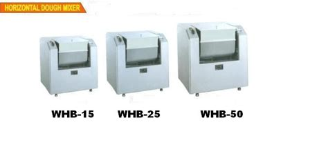 Mesin Horizontal Dough Mixer Whb 50 anugerah jaya food machine horizontal dough mixer mixer adonan horizontal