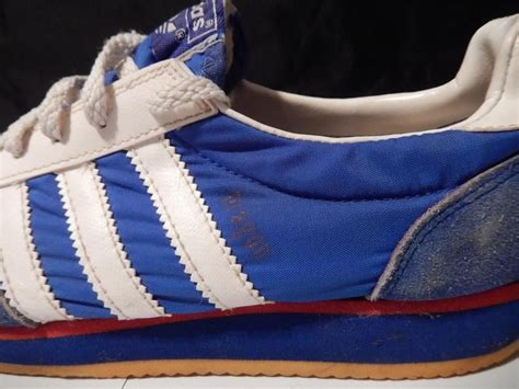 Adidas Dragoon 7 vtg adidas original trainers blue suede 8 5 7