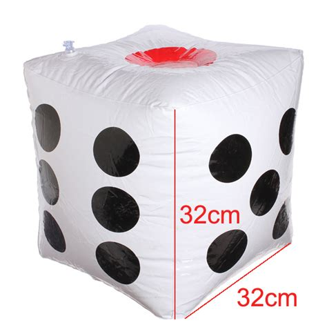Dice Room by Plastic Dice Balloon Pool Toys Room