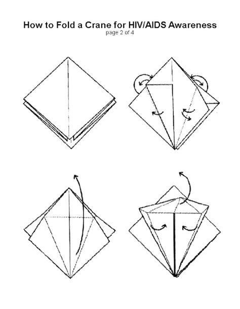 How To Fold Paper Cranes - how do you fold an origami crane 28 images a thousand