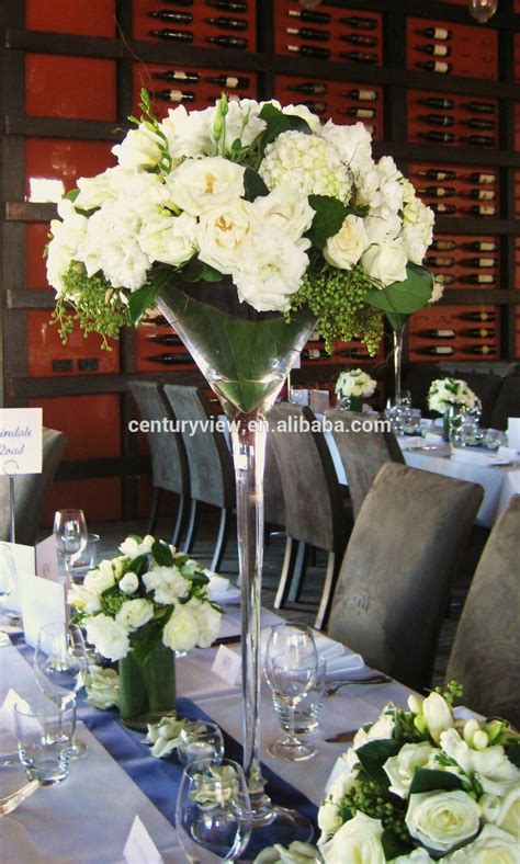 long stemmed wholesale martini glass martini vases wedding