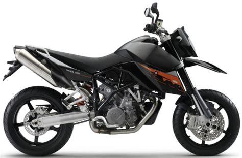 Schnellstes Motorrad F R A2 by Ktm Lc8 990 Supermoto 2009 Schwarz