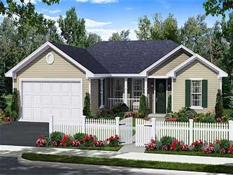 pictures of one story houses small one story cottages small one story house plans 1