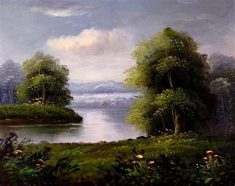 contoh lukisan naturalisme welcome