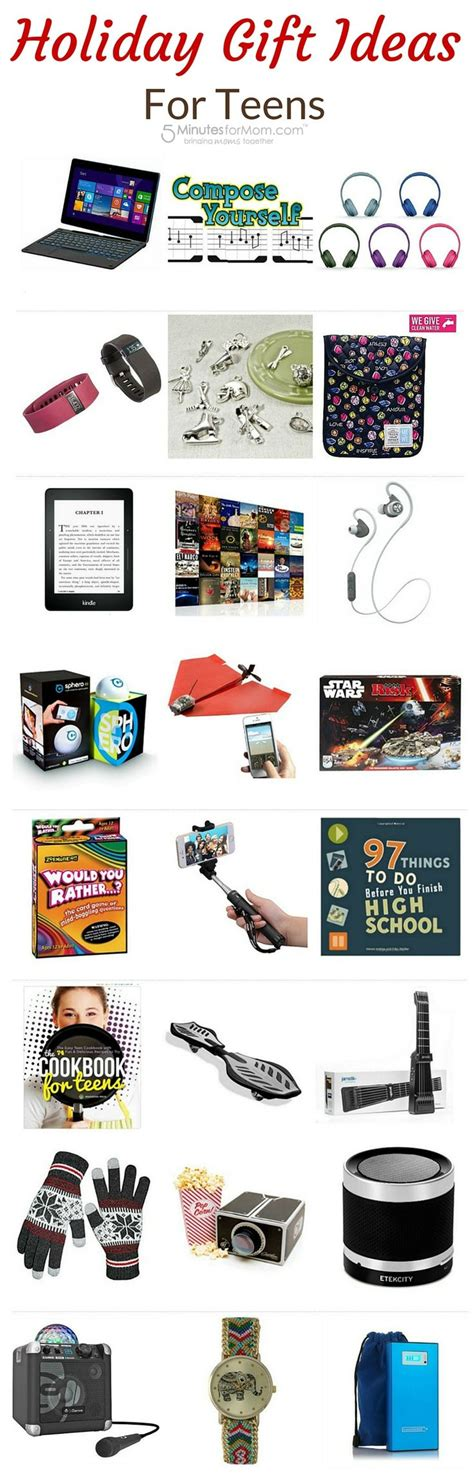holiday gift guide for teens holiday gift guide
