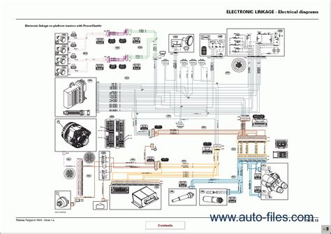 massey ferguson electrical diagram massey ferguson 165 wiring diagram pdf efcaviation