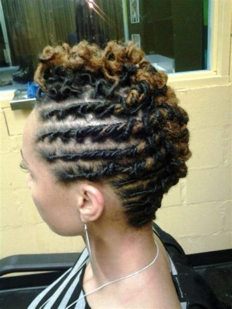 Mini Mohawk Hairstyle by 90 Best Images About Braids On Braids