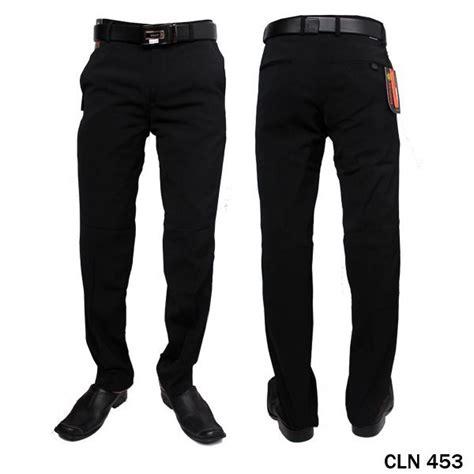 Jual Teflon Ukuran Besar jual celana kerja slim fit celana formal ukuran besar 33