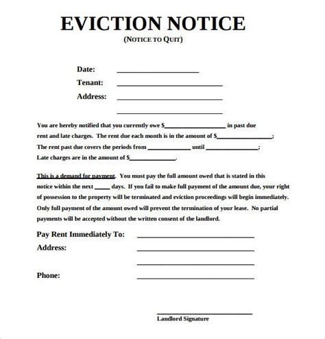 printable 30 day eviction notice best 25 eviction notice ideas on pinterest baby