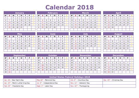 september 2018 calendars for word excel pdf