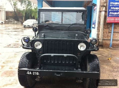 Jeep Cj 6 Used Jeep Cj 6 1960 Car For Sale In Islamabad 918199