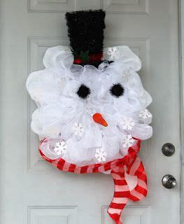 17 best images about snowmen on mesh