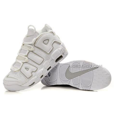 Harga Nike Air More Uptempo scottie pippen nike air more uptempo white grey free