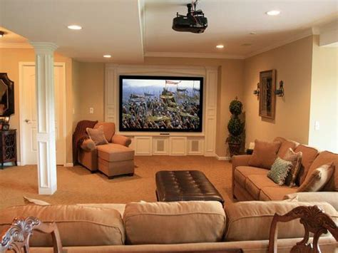Finishing Basement Walls Ideas Basement Inexpensive Basement Finishing Ideas Finished Basement Finished Basements Finishing