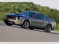 2009 Ford Mustang AV8R - conceptcarz.com F1 Driver Numbers