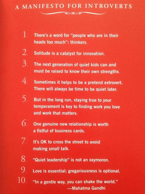 power a manifesto books introverts manifesto susan cain the power of