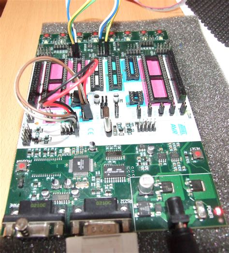 high voltage serial programming avr high voltage serial programming mit attiny 13