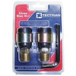 Tectran Mfg 7031402 Hose End Kit For 3 8 I D Air Brake