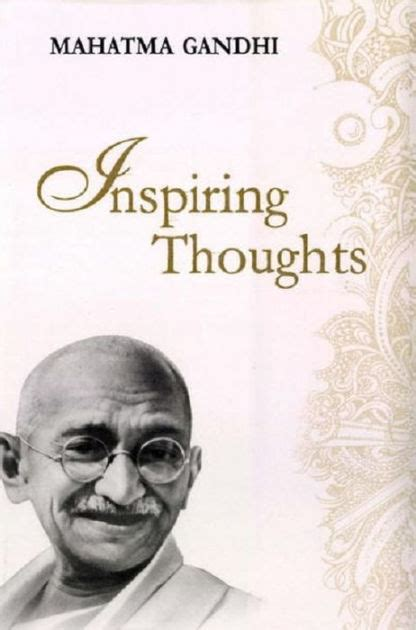 mahatma gandhi biography epub inspiring thoughts by mk gandhi by mahatma gandhi nook