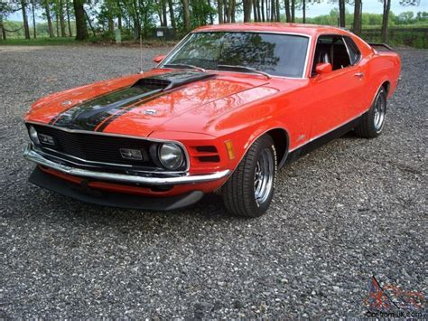 mustang mach  shelby eleanor boss project car