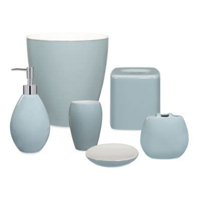 wamsutta bathroom accessories wamsutta 174 elements aqua bath ensemble bedbathandbeyond