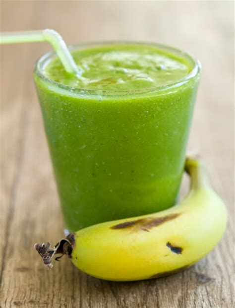 Parsley Detox Smoothie Recipe by Parsley Banana Smoothie My Health Sanctuary