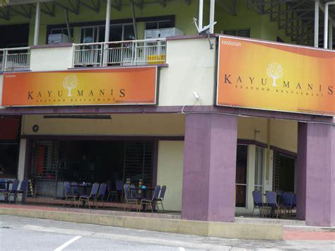 Kayu Manis kayu manis seafood restaurant kuala lumpur