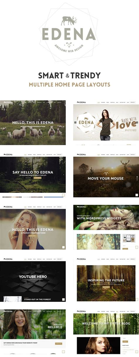 themes new wordpress top new wordpress themes of 2016 idevie