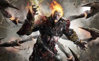 Gods Of War by God Of War Ascension Ares Wallpapers Hd Wallpapers