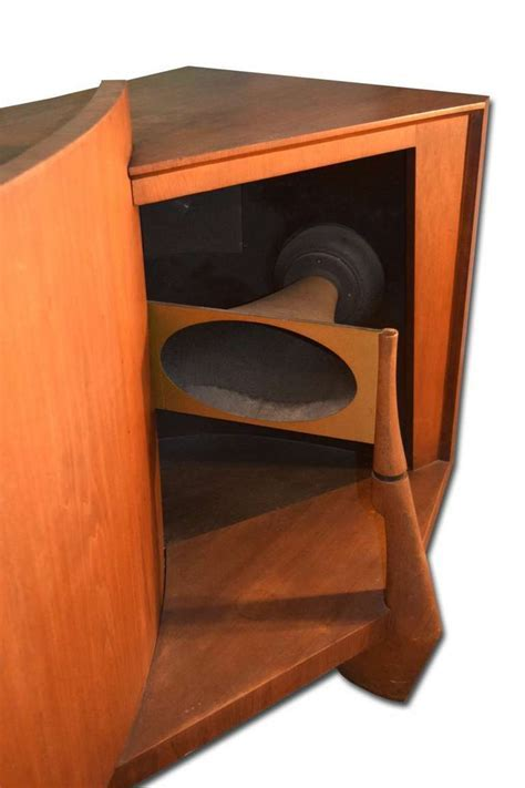 """Arnold Wolf for JBL, """"Paragon"""" Floor Speaker Console at"""