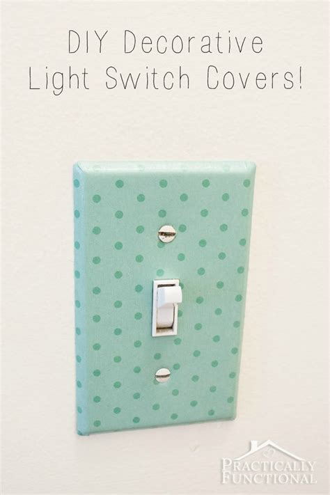 light switch covers diy decorative light switch covers