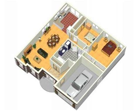 two bedroom house map two bedroom charmer 80380pm architectural designs