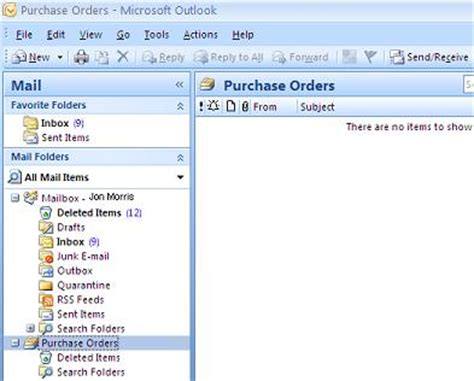 Office 365 Outlook Personal Folders Tools Creating A Personal Folders File Pst In Outlook