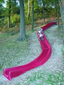 slide backyard outdoor slide plans woodworking projects plans