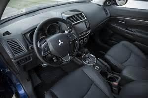 Asx Mitsubishi Interior 2016 Mitsubishi Asx Revealed In Us Spec Outlander Sport