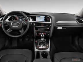 2014 Audi A4 Interior 2014 Audi A4 Interior U S News World Report