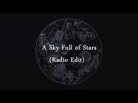 download mp3 coldplay full of stars a sky full of stars radio edit coldplay last fm